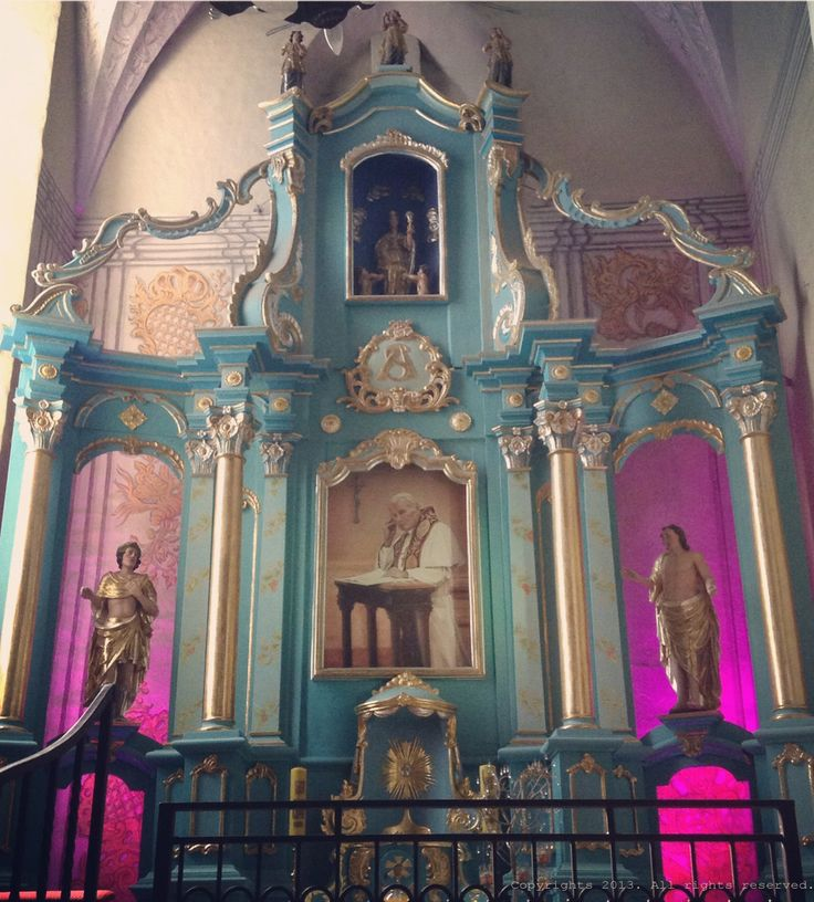 Baroque cathedral northern Poland. | POLISH HERITAGE ...