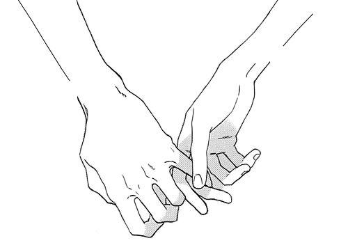 Holding Hands Águ...