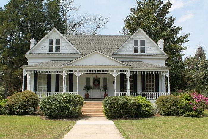 Beautiful Eufaula Home Southern Things Pinterest