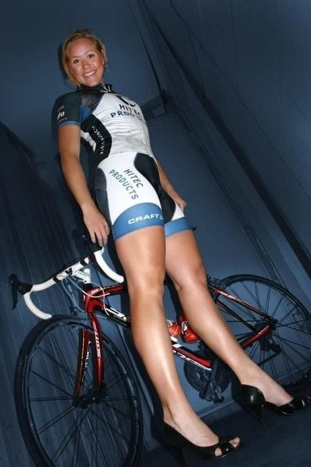 Pin by DC X01 on Cycling Ladies/Chicks/Athletes/Gorgeousness.... | Pi ...