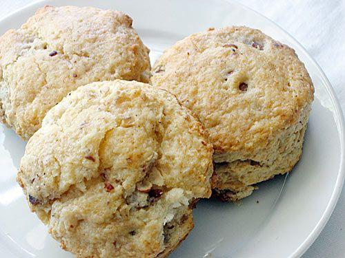 Pecan Sour Cream Biscuits   Food - Breakfast   Pinterest