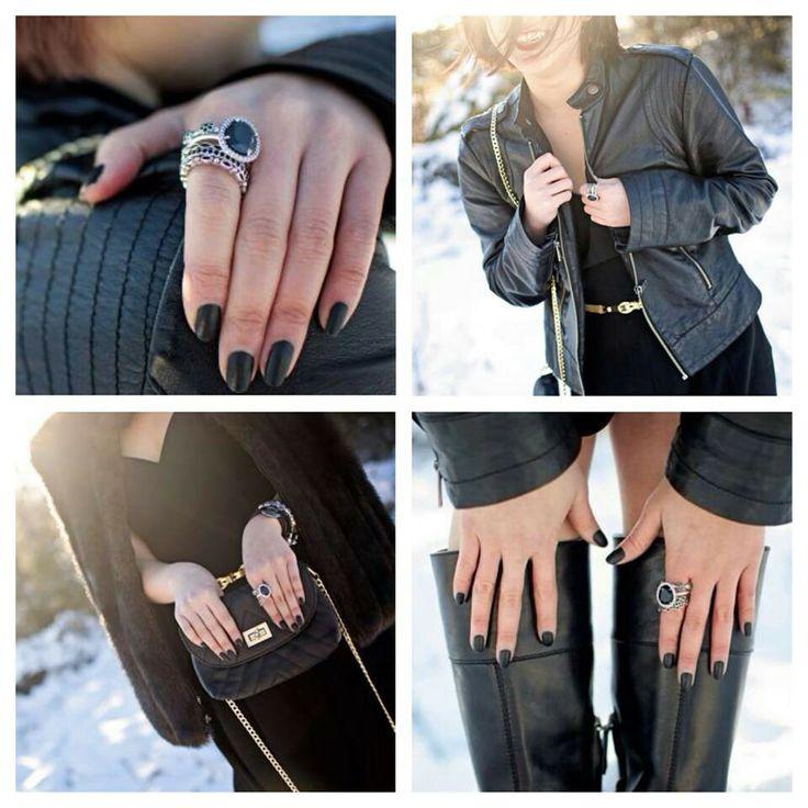 Pandora Glamorous Legacy ring | Pandora | Pinterest
