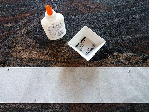 DIY seed tape.   Gardening   Pinterest