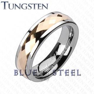 Rose Gold Spinner Ring