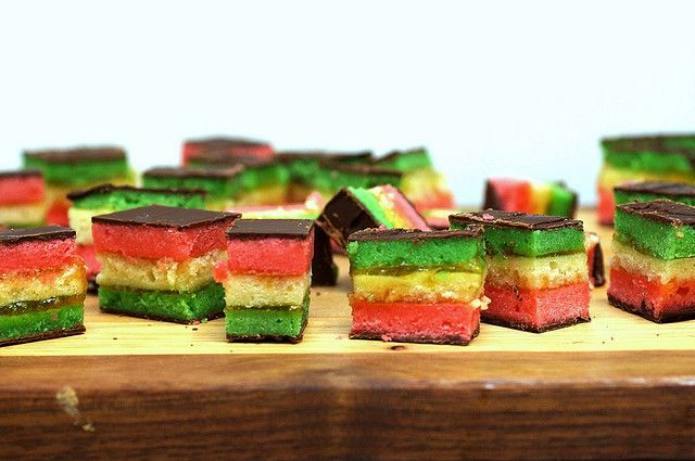 seven layer cookies by smitten | Food Drink and Goodness! | Pinterest