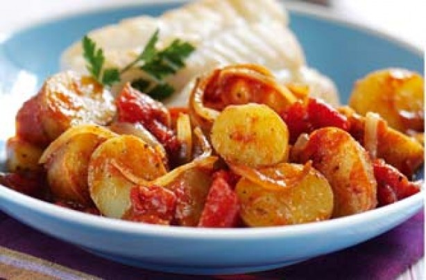 Bombay new potato curry | Versatile Vegetables, Spices, Fruits, Eggs ...