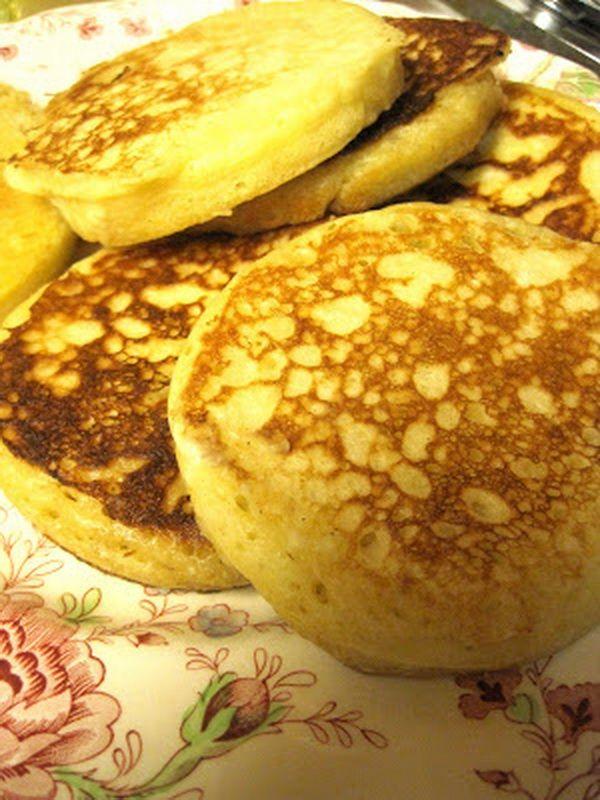 Crumpets | Breakfast | Pinterest