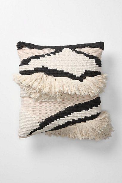 Amalia Stripes Pillow #anthropologie