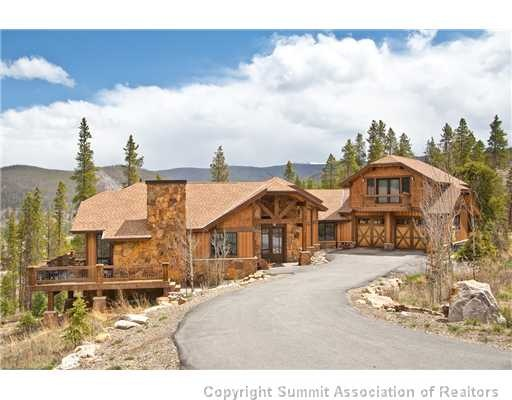 Mountain vacation house dream home decor ideas pinterest - Summer houses mountains ...