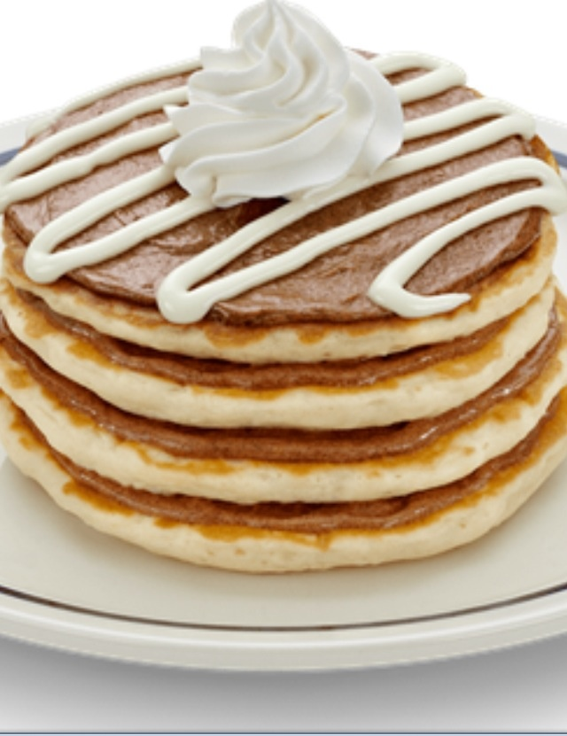 Ihop Chocolate Chip Pancakes These are cinnastack p...
