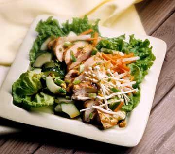 Asian-Inspired Chicken Recipes