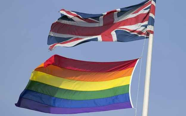 what is flag day uk