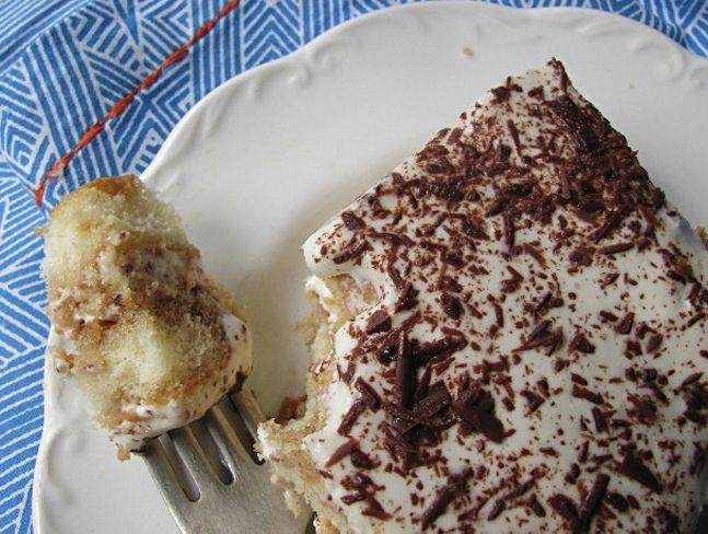 Beeramisu. Stephen apparently loves Tiramisu, so this could be ...