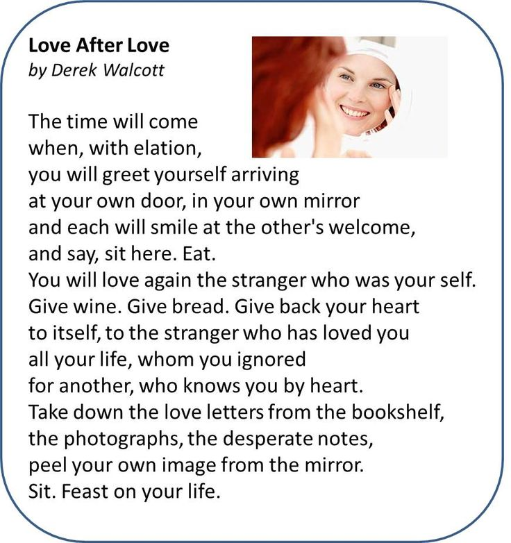 love after love derek walcott essays