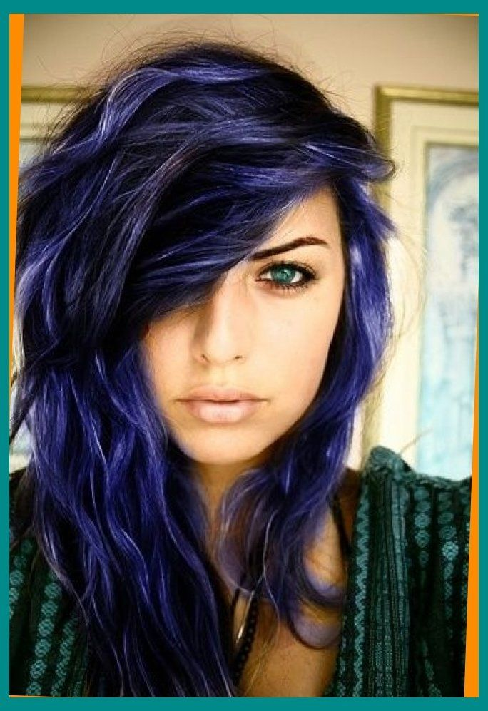 Midnight Blue Hair Color 2437600 Terrasourcefo