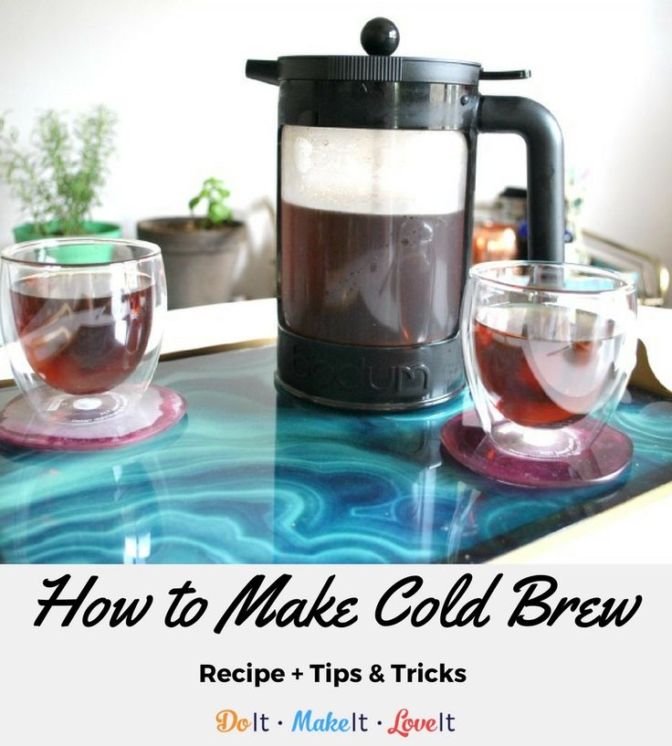 How to Cold Brew Coffee How to Cold Brew Coffee new picture