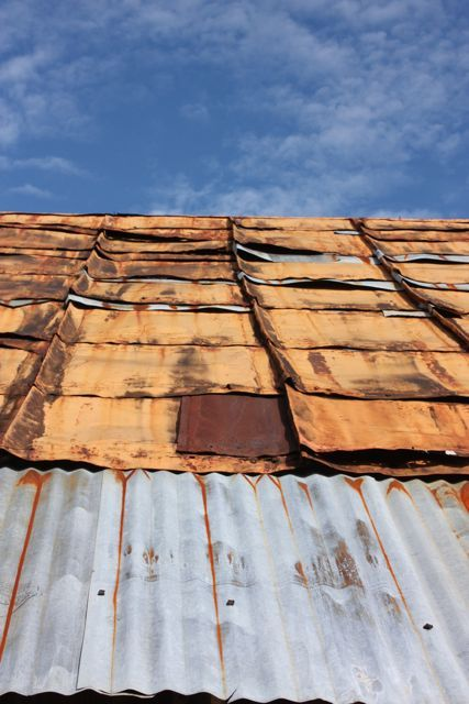 rusted tin roof rust obsession pinterest
