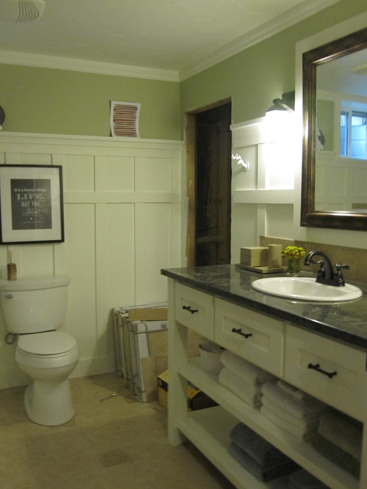 Excellent Bathroom Shelves  Houzz