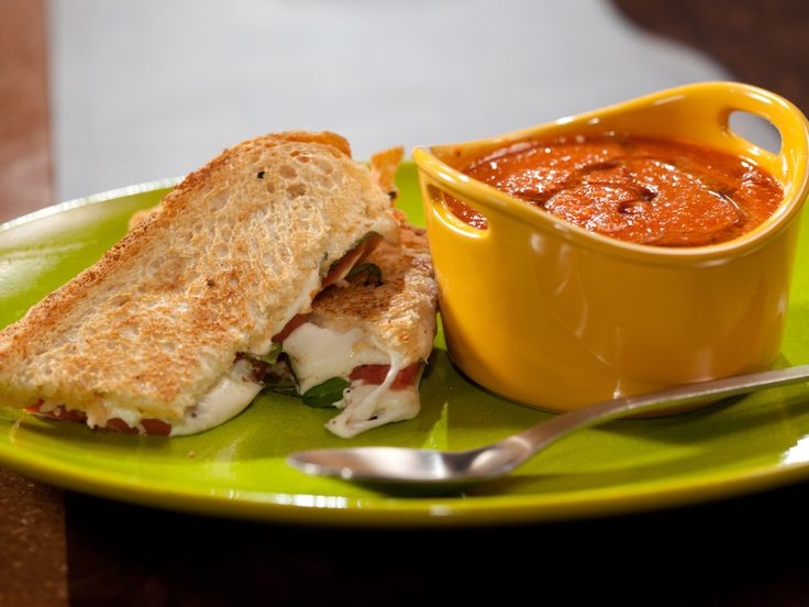Roasted Red Pepper and Tomato Soup. Add Fennel seeds and red pepper ...