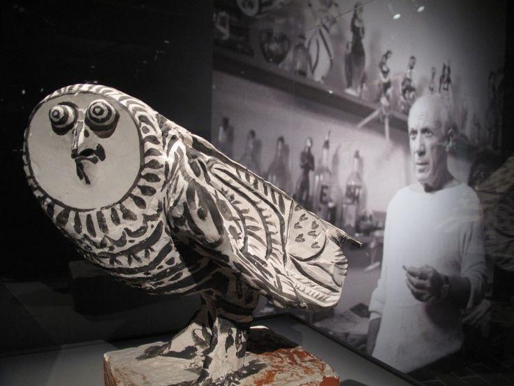 picassos owl sculpture sculpture and sculptors pinterest