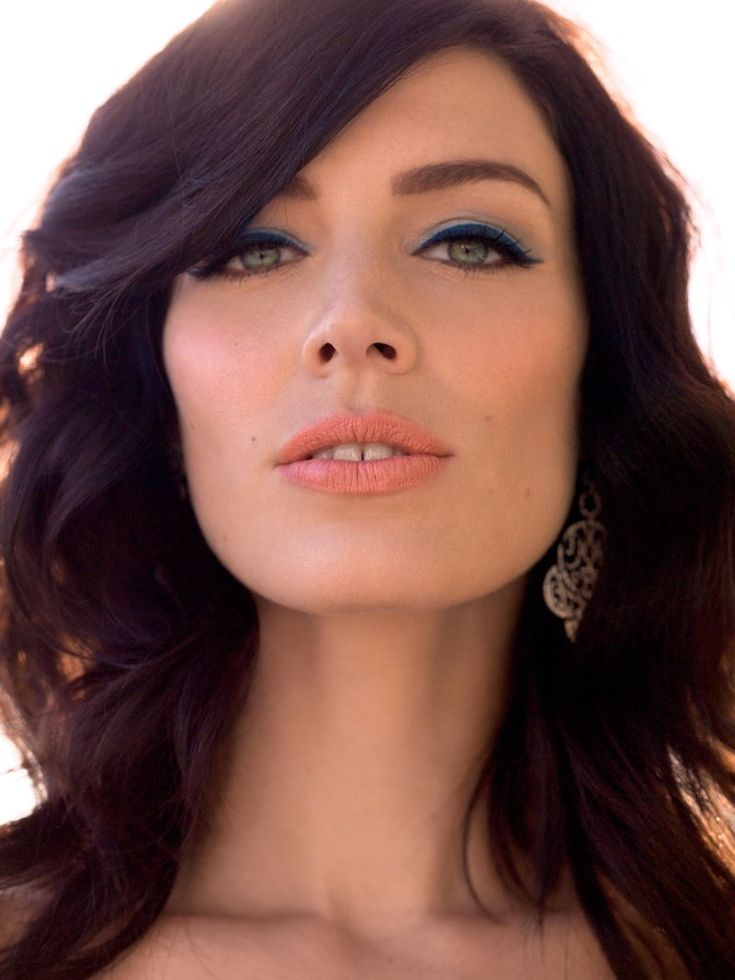 """Mad Men"" Star Jessica Pare Smolders in GQ UK Shoot by Stevie and Mada"