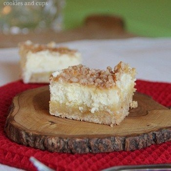 Sugar cookie cheesecake bars   cakes and pies   Pinterest