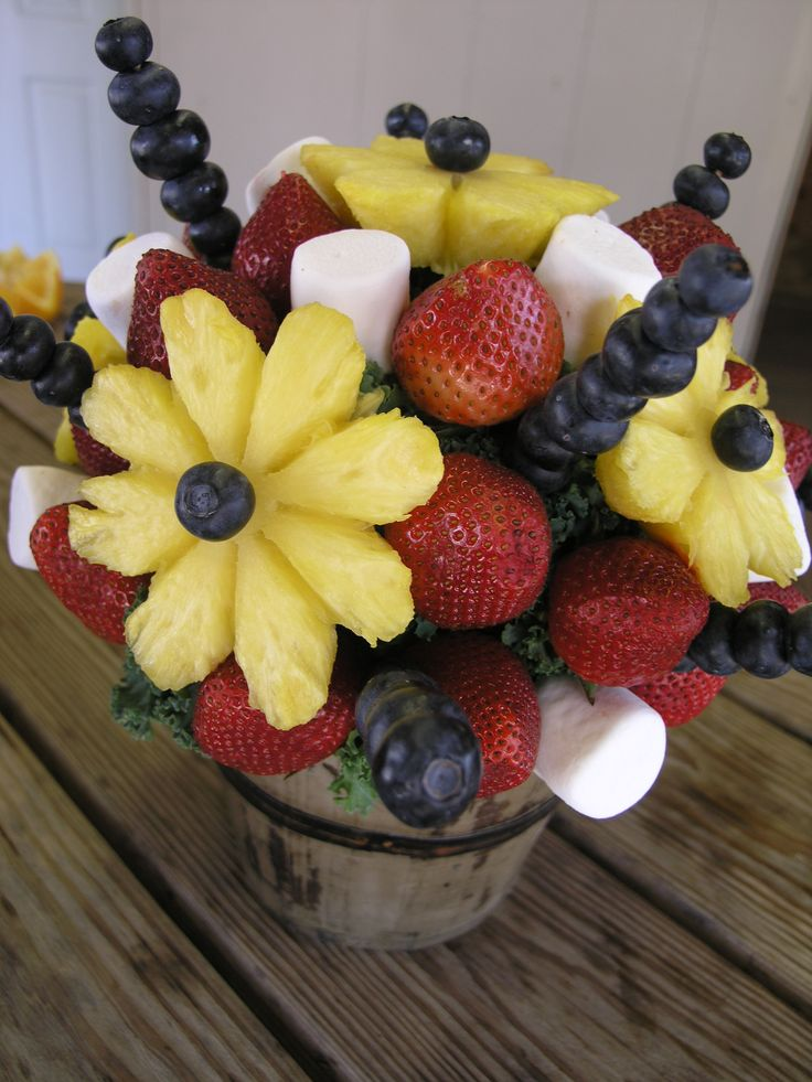 Fruit Tray Arrangements Food Whimsy Pinterest