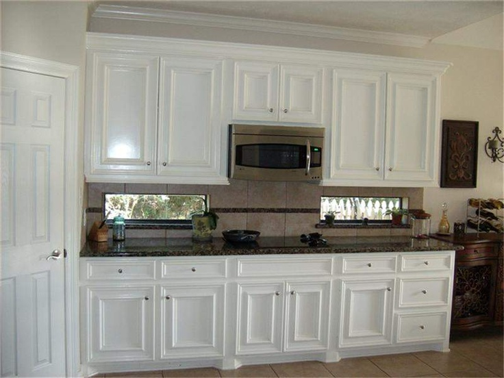 window under cabinet kitchen pinterest
