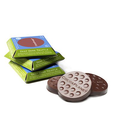 This Deep Dark Truffle Chocolate - Set of 10 is perfect! #zulilyfinds ...