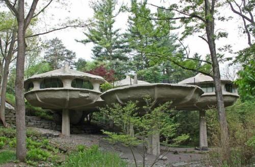 mushroom house pittsford new york post urbanism pinterest
