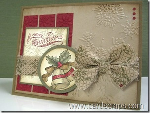 bells and boughs stampin up