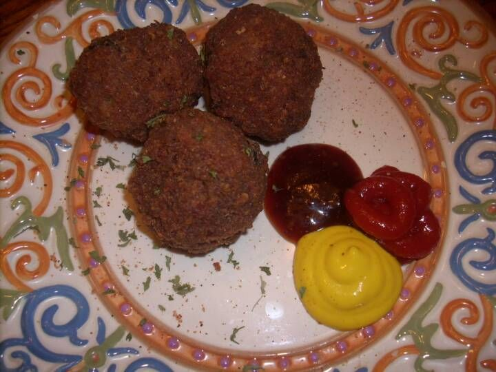 Boudin Balls - Another Cajun Treat! This recipe is different