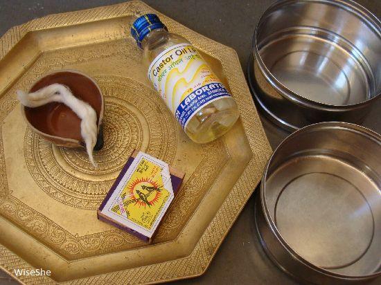 How to Make Organic Homemade Kajal