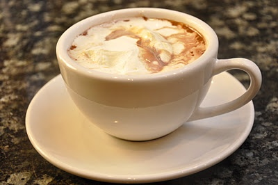 Perfect hot chocolate | ALL THINGS FOOD | Pinterest