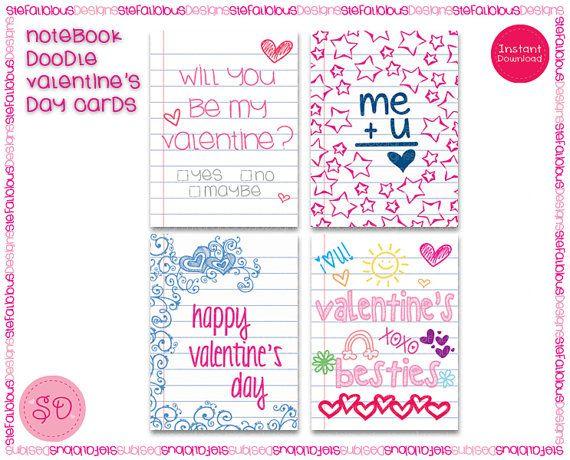the notebook valentine card