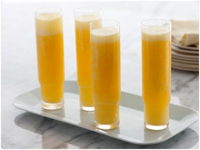 Mango Bellini | Curtis Stone | Drinks | Pinterest