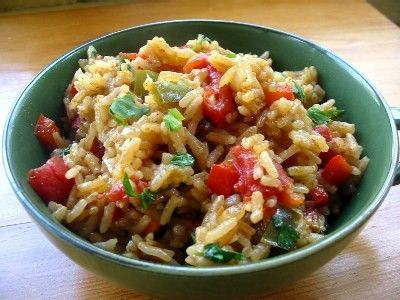 Southwestern Rice Pilaf » The Daily Dish | Recipies I want to try | P ...