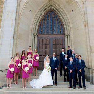 fuschia navy wedding google search groom and groomsmen