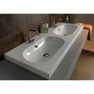 Tecla EDW4011 Bathroom Sink, Edo Wide Lavatory Sinks Pinterest