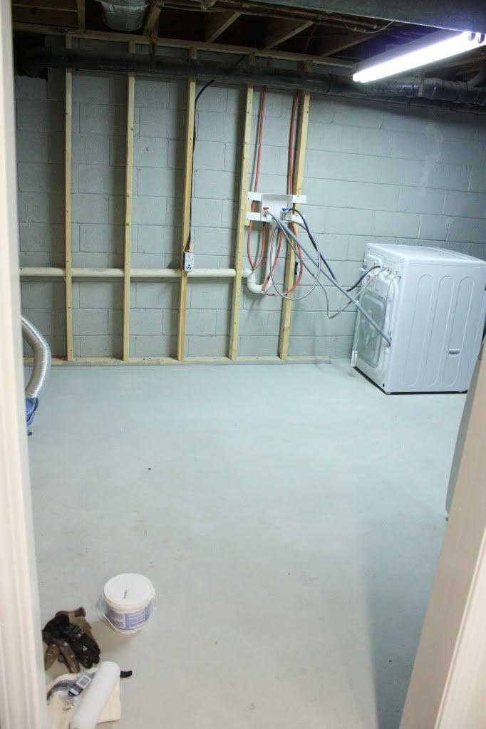 water sealing basement diy pinterest