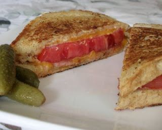 Grilled Cheese BLT | healthy sandwiches | Pinterest