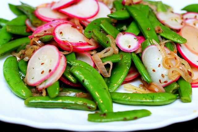 ... radishes roasted radishes with anchovies radishes in chile oil sauce
