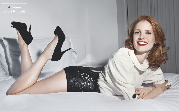 Jessica Chastain in Lo... Jessica Chastain