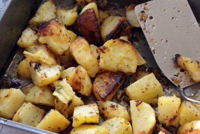 ... Garlic, Lemon and Rosemary, and Lemon Potatoes with Garlic & Oregano