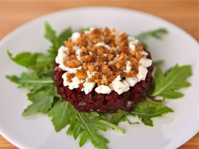 Roasted Beet Tartare - Delicious Appetizer Recipe only thing I would ...