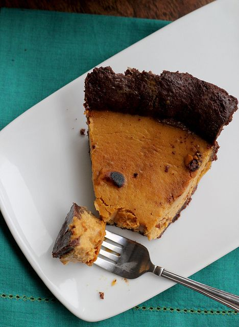 Maple Bourbon Pumpkin Pie | Recipe