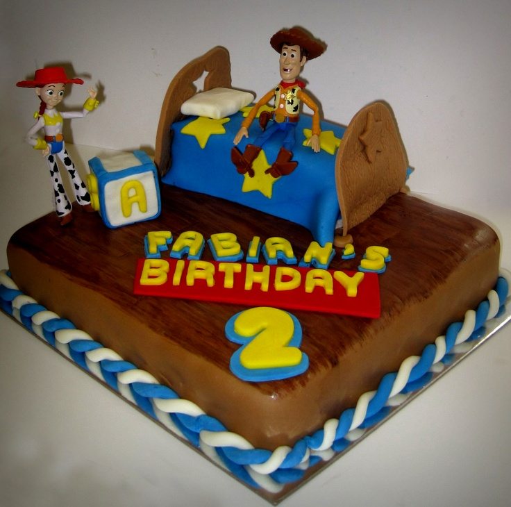 Toy Story Cakes For Boys : Toy story cake cakes for the boys pinterest