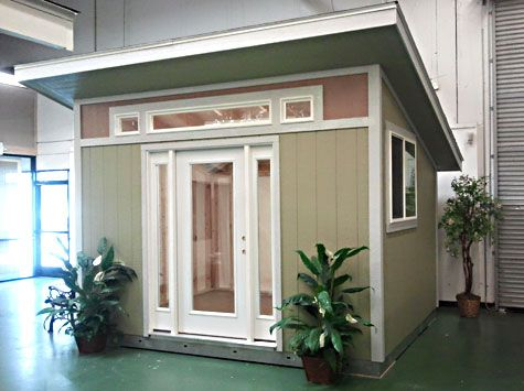 premier pro studio by tuff shed cutest shed ever chic