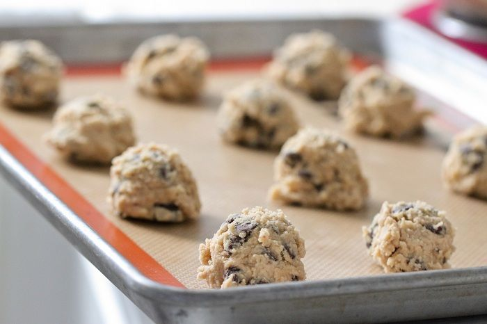 Soft Batch Style Chocolate Chip Cookies Recipe — Dishmaps