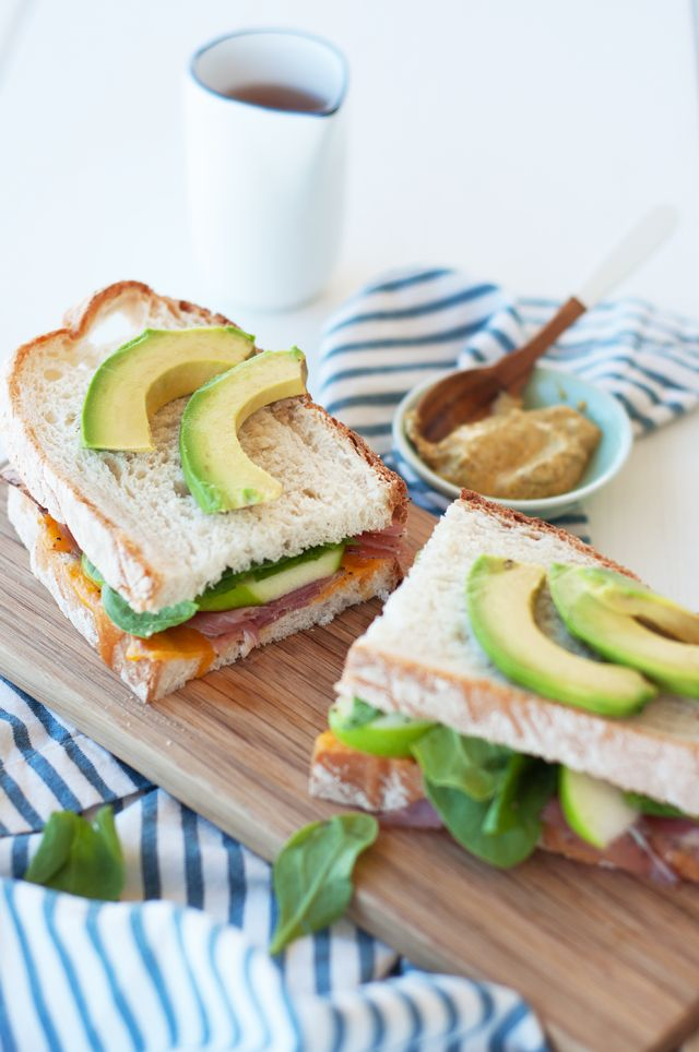 Asparagus Prosciutto Panini With Garlic Mayonnaise Recipes ...